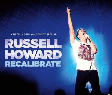 Russel Howard - Recalibrate