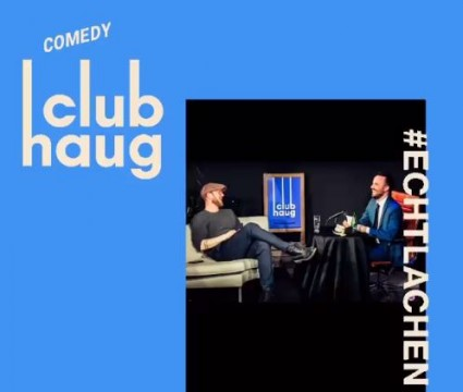 Comedy Club Haug - LIVE!